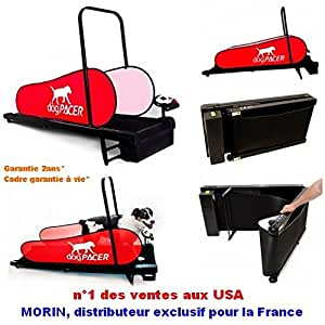 Tapis roulant DOG PACER Home Trainer pour chiens