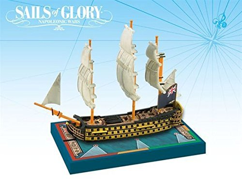 Sails Of Glory - HMS Royal Sovereign