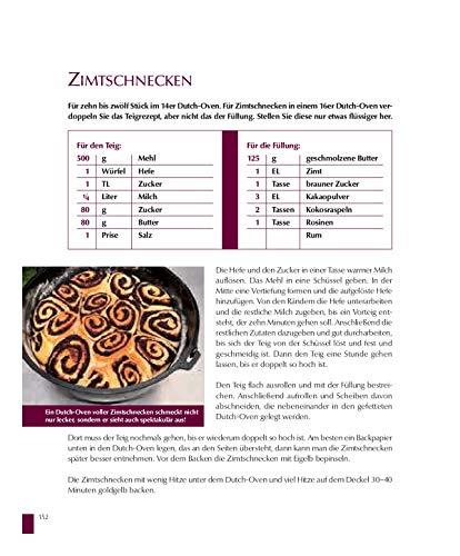 Dutch Oven – Kochen über offenem Feuer - 11