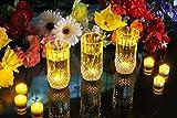 #4: Lilone (Set of 12) Submersible Tealight LED Candle Diwali Christmas Valentine Decoration