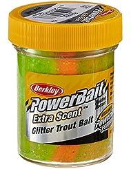 Berkley Powerbait Select Glitter Troutbait Pâte appât pour pêche à la truite