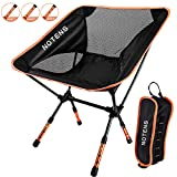 Best Chaises pliantes de camping - Chaise pliante de camping, NOTES Ultralight Outdoor Backpacking Review