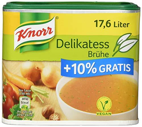 Knorr Delikatess Brühe, 6er Pack (6 x 150 ml)