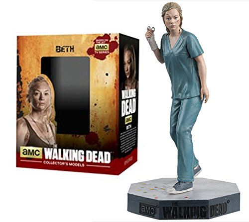 The Walking Dead Collector's Models #19 Beth (Walking Deluxe Dead)