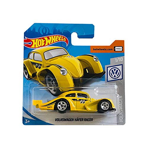 Mattel cars Hot Wheels Volkswagen Kafer Racer Volkswagen 46/250 2019 Short Card