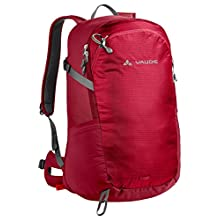 VAUDE Uni Wizard 18+4 Backpacks20-29L, Indian red, One size