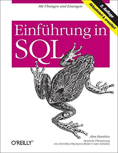 Einführung in SQL (2008 Sql)