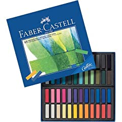 Idea Regalo - Creta Soft Pastel Creative Studio Faber Castell assortiti 128248 (conf.48)