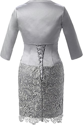 Victory Bridal - Robe - Crayon - Femme Silber