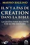 Il N'Y a Pas de Creation Dans la Bible