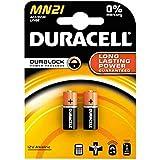 Duracell Blister (2x 2er Pack) Batterie MN21/A23/V23GA