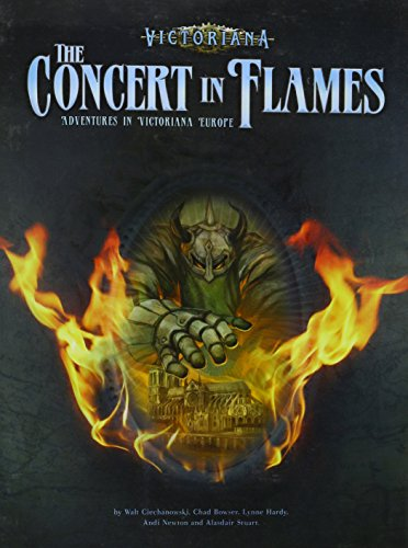 Concert in Flames (Victoriana)