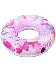 Balsa inflable del tubo de la nadada Asiento de flotador inflable de la piscina del modelo