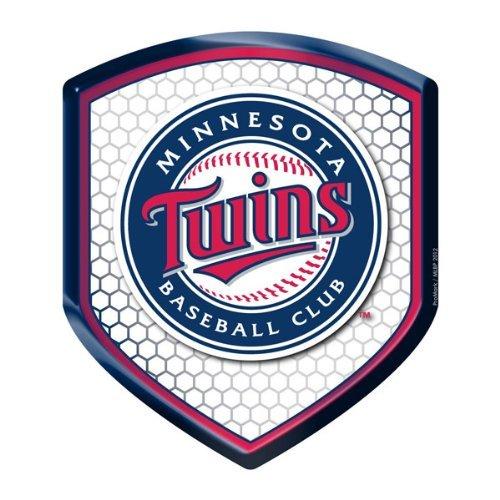 Minnesota Twins Shield Style