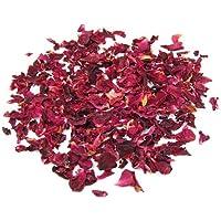Hilai 1 bolsa de flores de pétalos de rosa seco – aroma natural y nada añadido