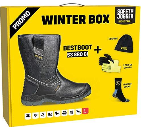 Safety Jogger Safety Jogger BESTBOOT, Unisex - Erwachsene Arbeits & Sicherheitsschuhe S3 , Farbe: Winter Box, Gr: 36
