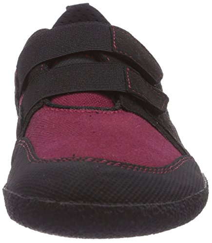 Sole Runner Puck Unisex-Kinder Sneakers Rot (red/black 50)