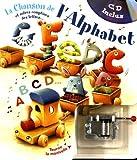 Telecharger Livres La chanson de l alphabet et autres comptines de lettres 1CD audio (PDF,EPUB,MOBI) gratuits en Francaise