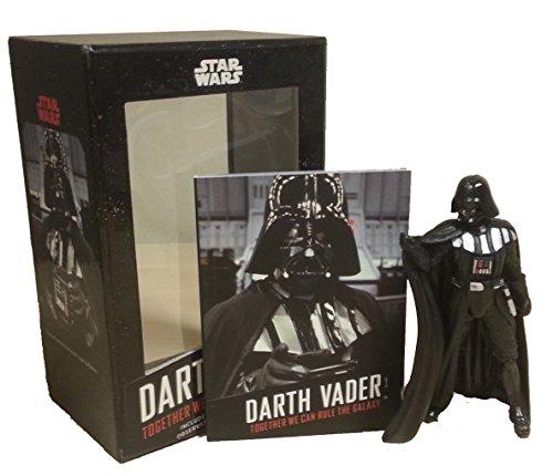 STAR WARS: Darth Vader. Juntos dominaremos la galaxia: Incluye un libro con consejos y frases célebres del lado oscuro de la Fuerza (Juegos Cúpula) por AA. VV.