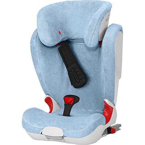 Britax Römer Accessoires sièges-auto, HOUSSE D'ÉTÉ KIDFIX XP SICT, Bleu