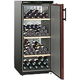Liebher - Vinoteca Liebherr Wkr3211, 285L, 126,4X66X67,1Cm, Rojo Tinto, Dinamica