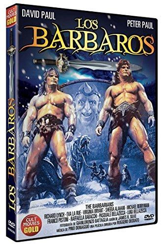 Bild von Die Barbaren (The Barbarians, Spanien Import, siehe Details für Sprachen)