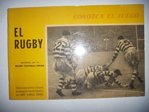 Espagnol: El rugby : conozca el juego, 1968, BE