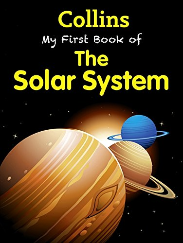 My First Book of the Solar System (My First) (Collins My First)