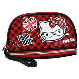 Hello Kitty Caso Make Up Bag Bolsos Neceser Vanity Pochette