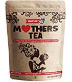 #7: Kayos Mothers Tea for Breastfeeding Mothers – Increase Breast Milk with Caffeine Free Tea to Support Lactating Mothers & Child with Fenugreek, Fennel, Nettle, Chamomile, Moringa, Turmeric – 50g