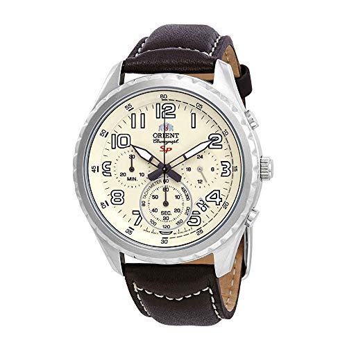 Orient Sporty Chronograph Mens Watch FKV01005Y