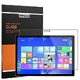 Surface Pro 3 Screenschutzfolie, Megoo HD Hartglas Screenschutzfolie, Einfache Installation,Anti-Kratzer, Glattes Touching, mit lebenslanger Ersatzgarantie
