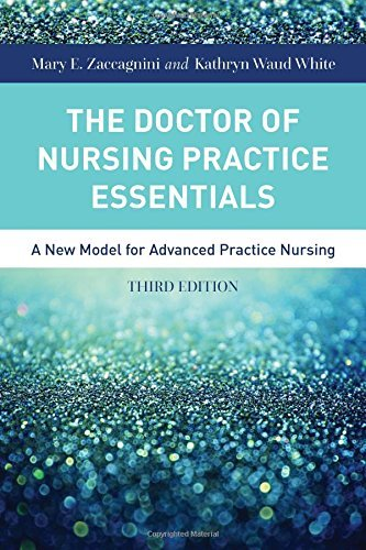 The Doctor of Nursing Practice Essentials by Mary E. Zaccagnini (2016-02-14)