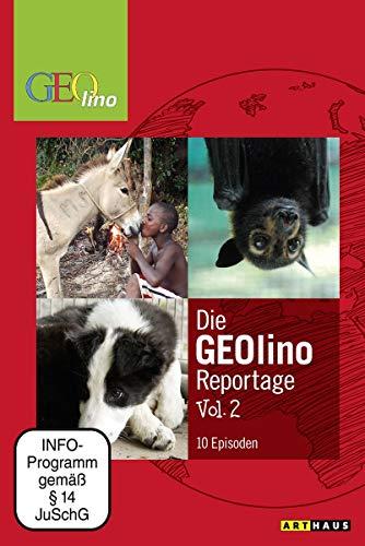 Die Geolino Reportage, Vol. 2, 10 Episoden