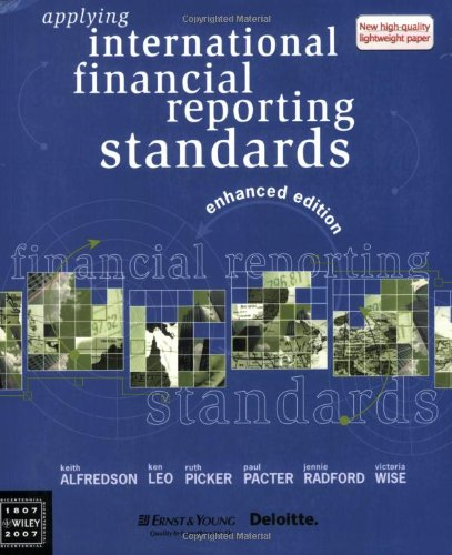 Applying International Financial Reporting Standards Enhanced Edition