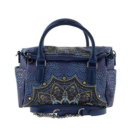 Desigual 19WAXP85, sac à main femme 24x9x29.5 cm (B x...