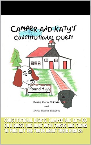 Camper and Katy's Constitutional Quest (English Edition)