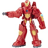 Marvel Avengers 6 Inch Deluxe Figure Iron Man with Armour (Red)