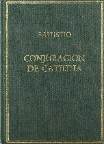 Conjuración de Catilina (Alma Mater) por Cayo Salustio Crispo