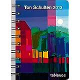 Ton Schulten 2013 Taschenkalender Deluxe