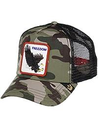a711951ebd569 Goorin Bros Trucker Cap Freedom Eagle
