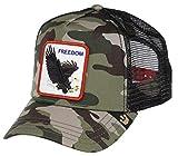 Goorin Bros Trucker Cap Freedom/Eagle Camo - One-Size