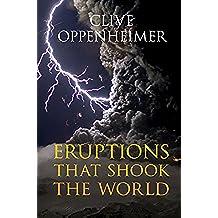 Eruptions that Shook the World Hardback