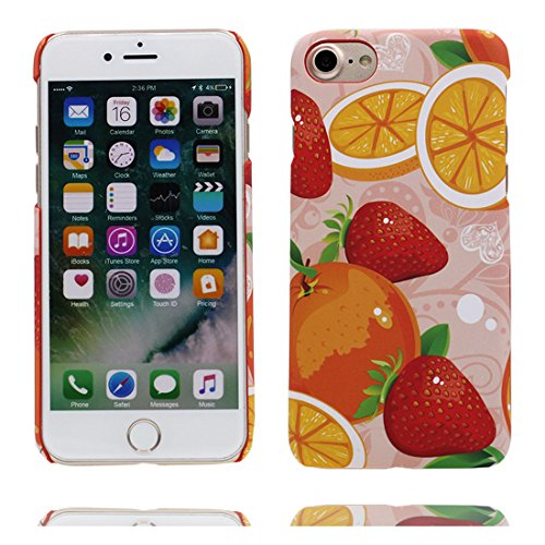 Custodia iPhone 6, Fenicottero porpora 3D Cartoon | TPU Duarble iPhone 6S Case iPhone 6s copertura Cover 4.7 | Shell Skin Graffi Resistenti Color - 6