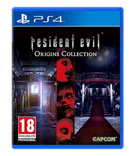 Capcom Eurosoft Ltd, Resident Evil Origins Collection Per Playstation 4, Versione Inglese