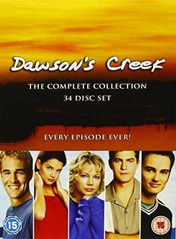 Dawson's Creek: L'intégrale de la saison 1 à 6 - Coffret 34 DVD [Import anglais]