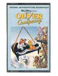 Oliver & Company [CASSETTE]