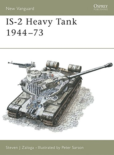 IS-2 Heavy Tank 1944-73 (New Vanguard)