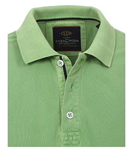 CASAMODA Herren Poloshirt 952137100 Grün (grün 326)