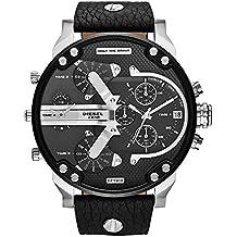 eb1d1a1cdfcb Diesel Mr. Daddy Dz7313 Reloj para Hombre Negro